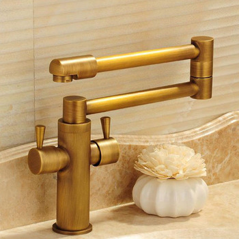 Folding Pot Filler Faucet