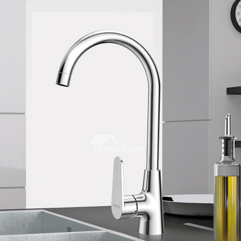 faucet sink faucets on kitchen sale