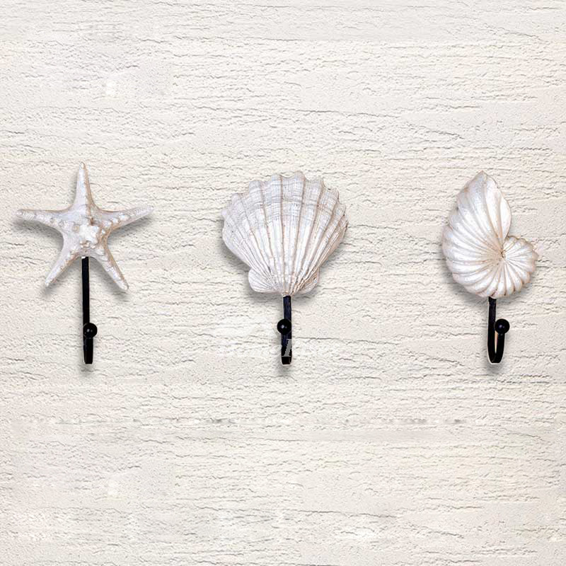 wall coat hooks resin iron fun unique decorative hanger bathroom