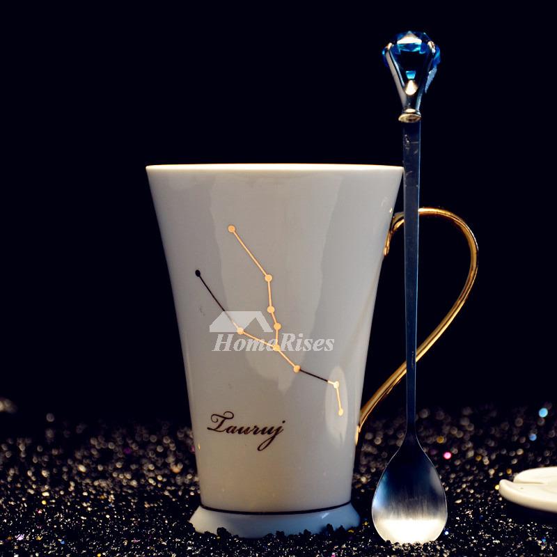 Ceramic coffee mugs discount unique tea best design white for Coffee mugs unique design