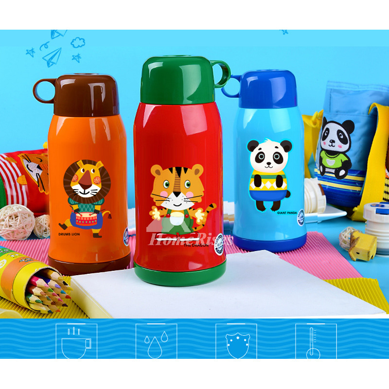 Personalized Coffee Travel Mugs Kids Cute Stainless Steel
