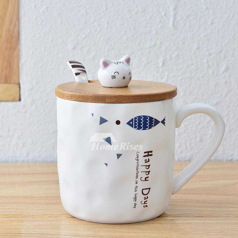 & Best Coffee Mugs Ceramic Bamboo Personalized White Wholesale Unique