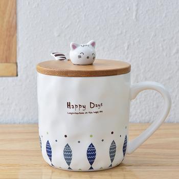 Coffee Cups Cute Funny Mugs Custom Cool Gl Ceramic