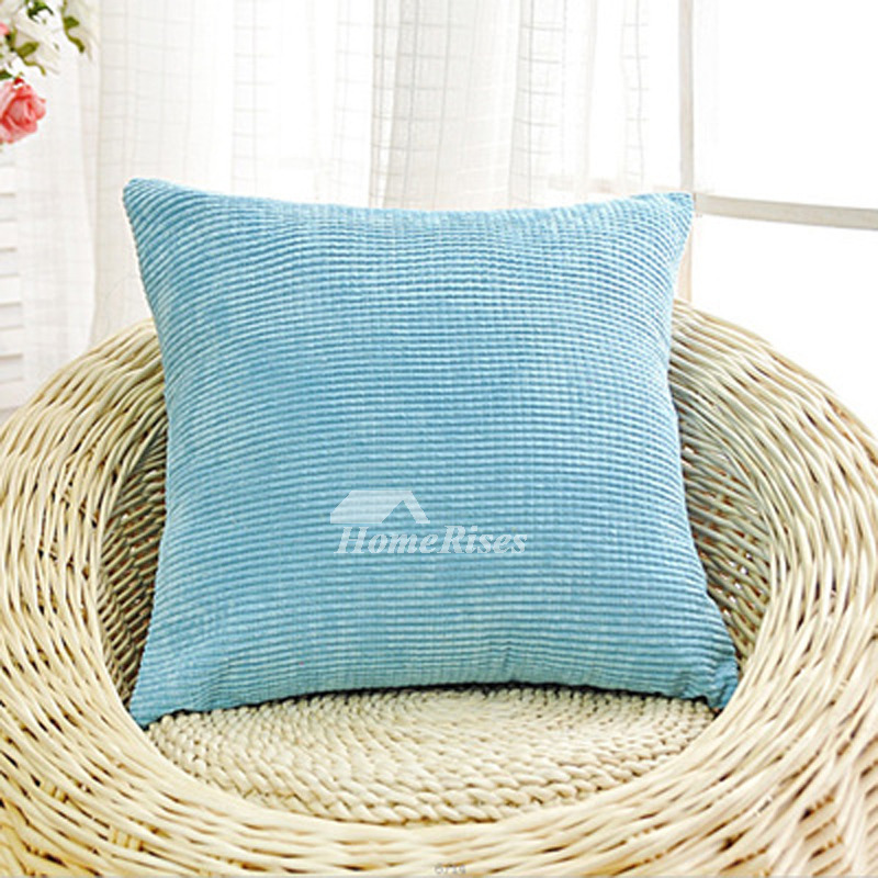 Cheap Decorative Pillows Blue Cotton For Couch Square Pillow Core Stunning Cheap Turquoise Decorative Pillows