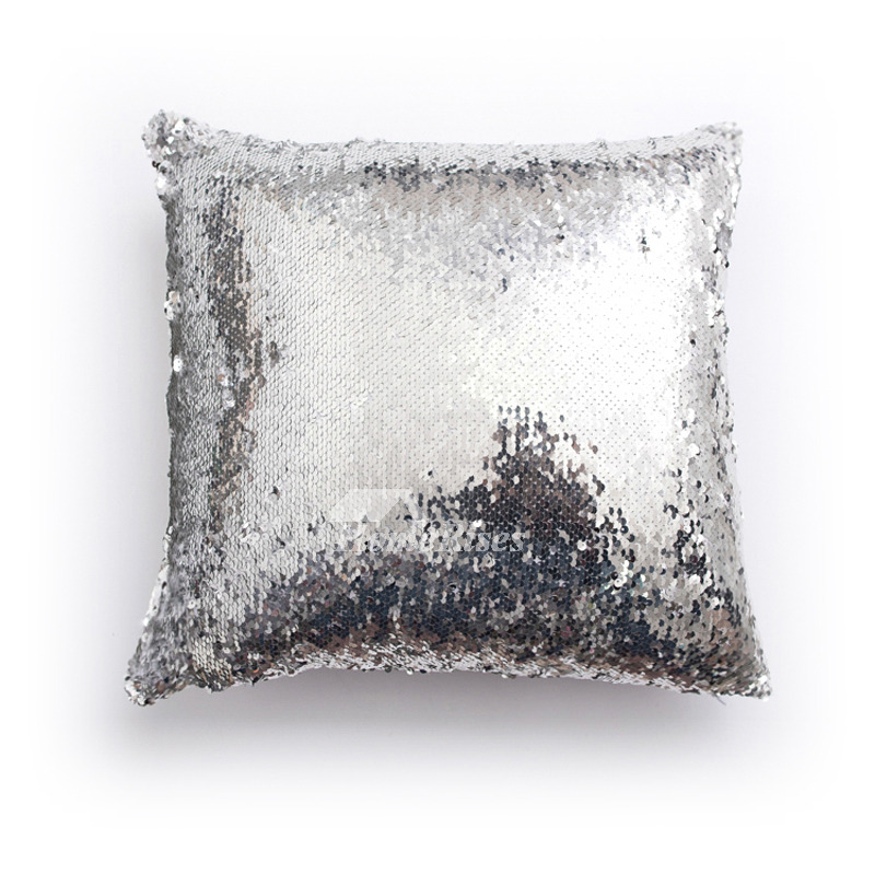 Cheap Throw Pillows For Couch Square Silverwhitepinkblack Pillow