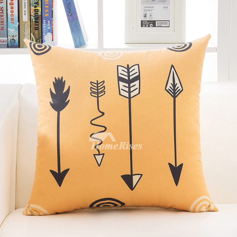 Orange Decorative Pillows Linen Black Square Cheap Pillow Core Not Awesome Orange Decorative Pillows For Couch