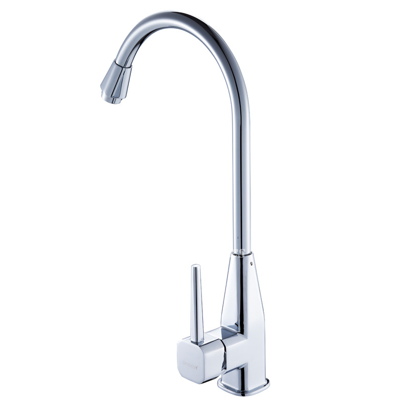 discount kitchen faucets online discount kitchen faucets rotatable smooth single handle brass 8957