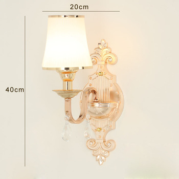 Cheap Wall Sconces Modern Bathroom Decorative Zinc Alloy Glass Best