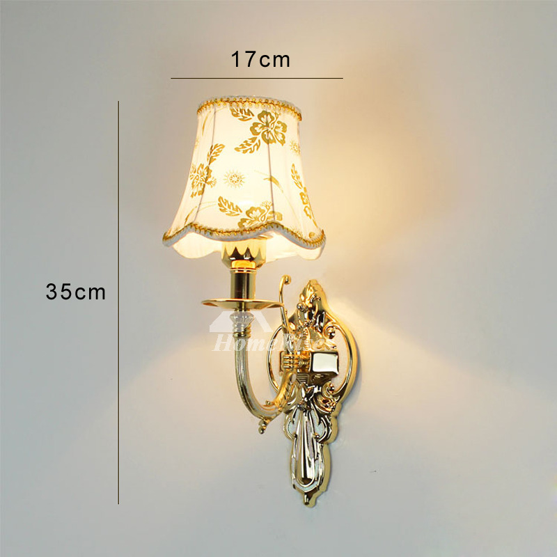 Wall Light Sconces Glass Hardware Modern Bathroom 2 Light ...