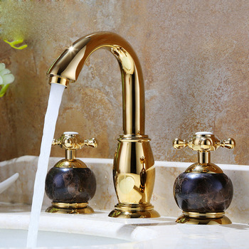 Buy Brass Bathroom Faucets Polished Brass Bathroom Sink Faucets