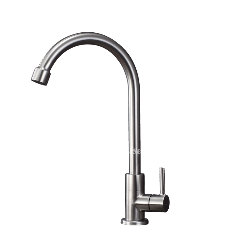 pull kitchen single with white spring osorio spout faucet front hole down faucets