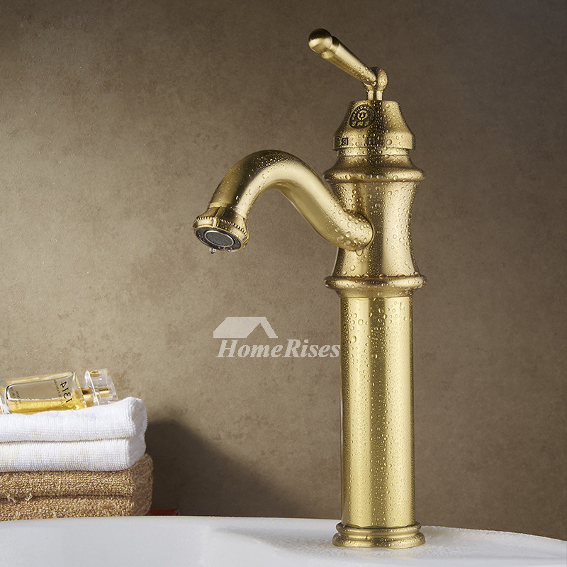 Bathroom Faucet Vessel Single Handle