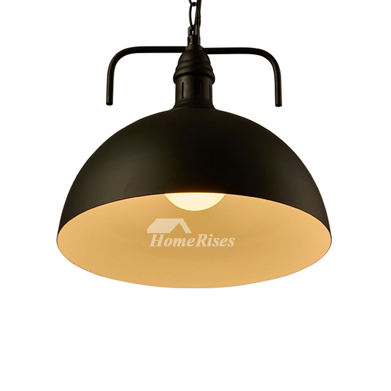 Pendant Light Fixtures Industrial Warehouse Wrought Iron