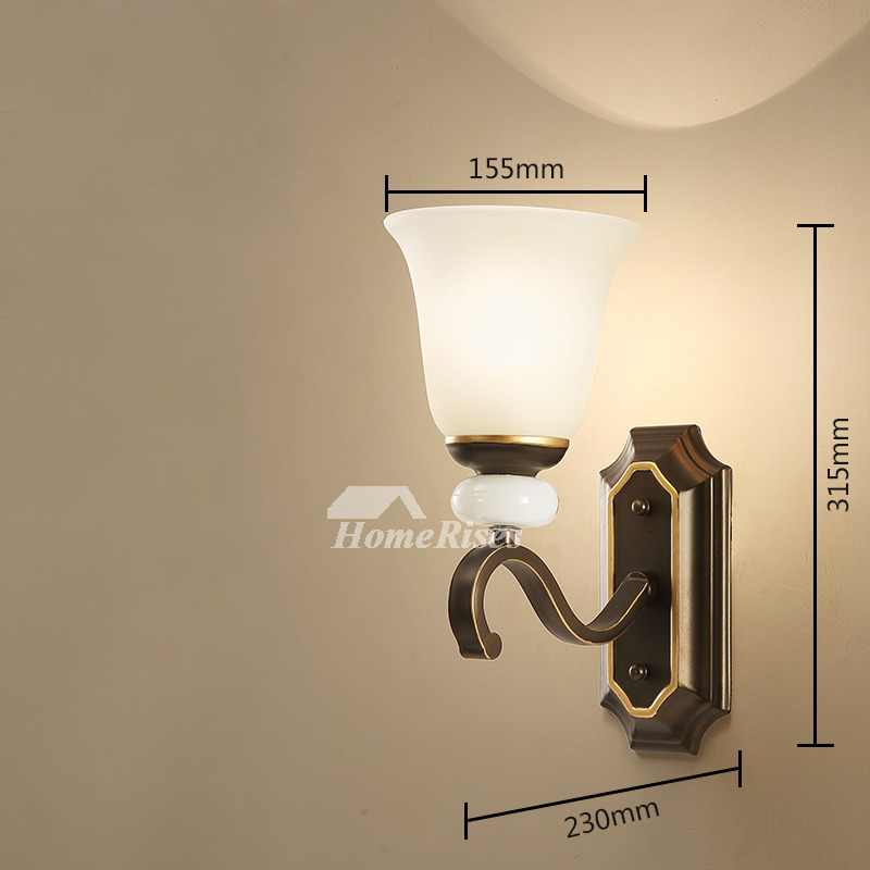 Wall Light Fixtures Wall Mounted Sconce Outdoor Vintage