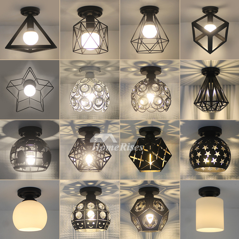 Ceiling Lights Pinele Wrought Iron