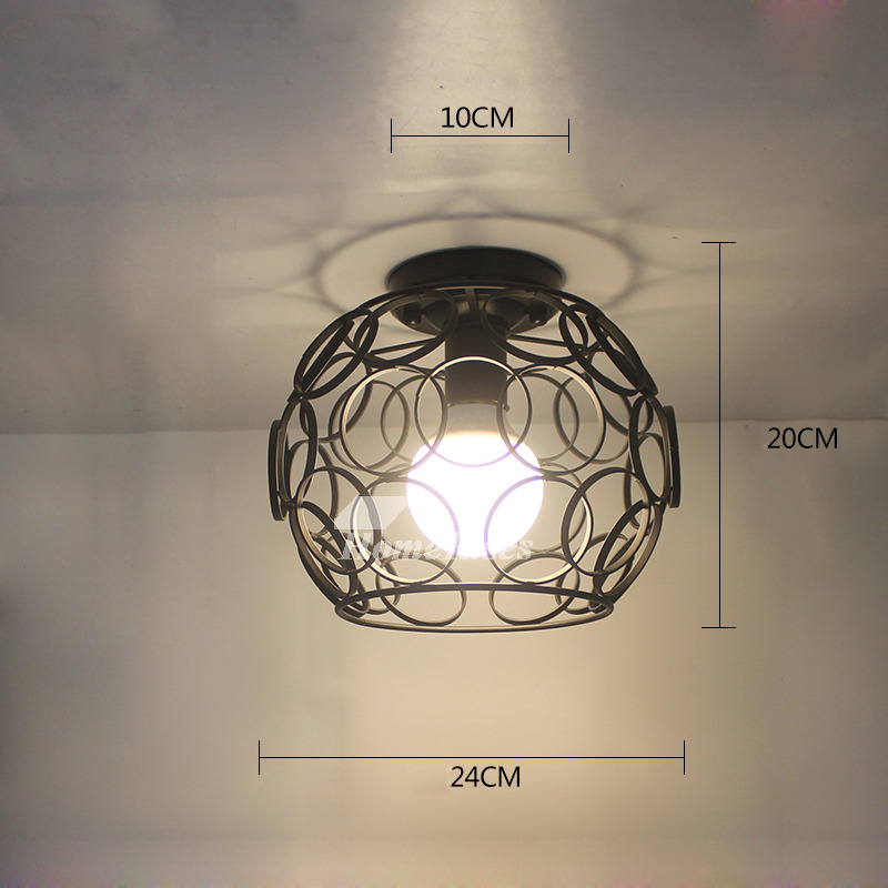 Kitchen Ceiling Lights Wrought Iron