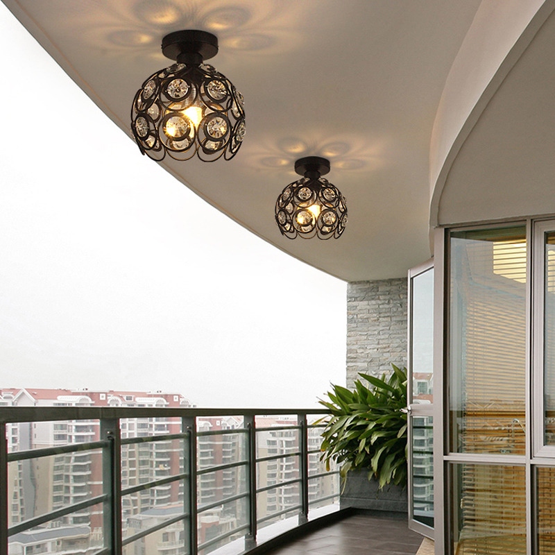 Get Large Amount Of Illumination With Led Kitchen Ceiling: Contemporary Ceiling Lights Kitchen Fixture Semi Flush