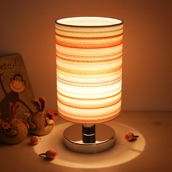 Cheap table lamps small bedside lamps nightstand lamps for sale small table lamps modern living room fabric shade e27 decorative aloadofball Gallery
