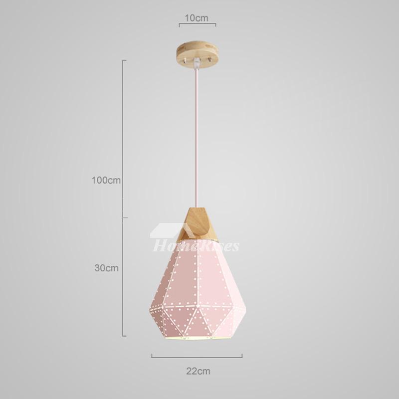 Small Pendant Lights Bar Counter Macaron Modern Hanging