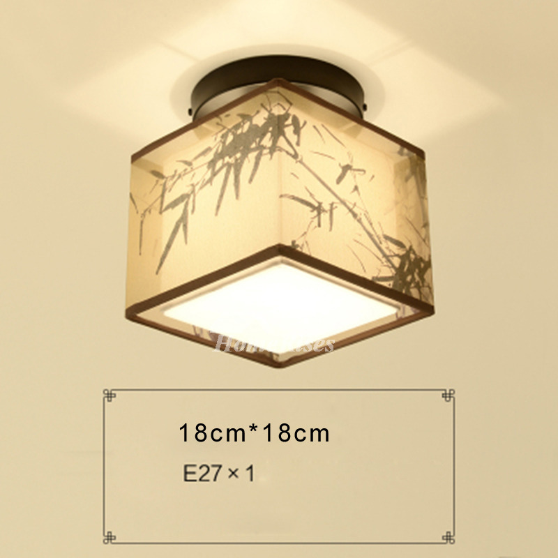 Unique Ceiling Lights Fixture Semi Flush Bedroom Small