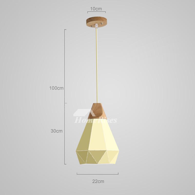 Cool Kitchen Pendant Lights: Modern Pendant Lights Unique For Kitchen Fixture Hanging Wood