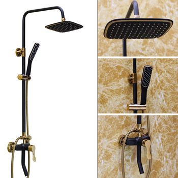 Best Rain Shower System Bathroom Shower Fixtures