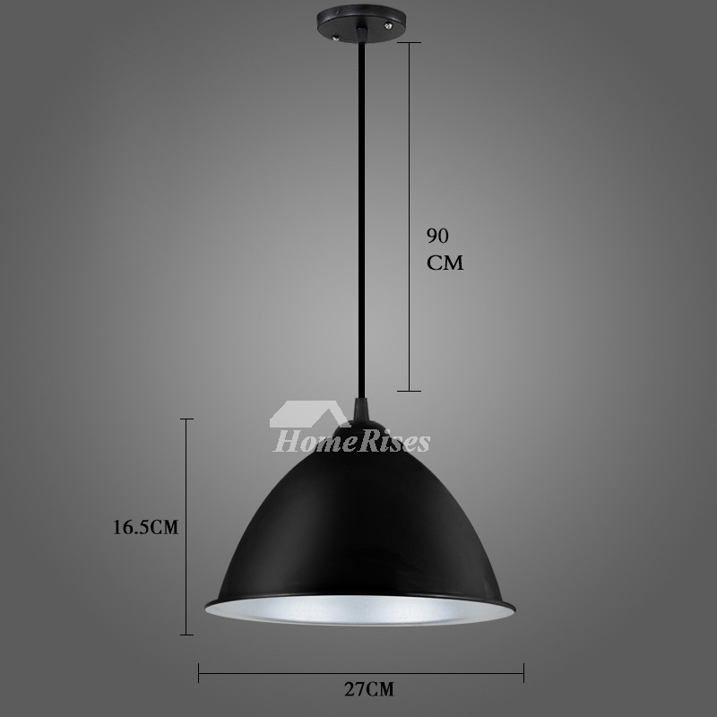 Cheap Pendant Lights Black Hanging Fixture Small Kitchen