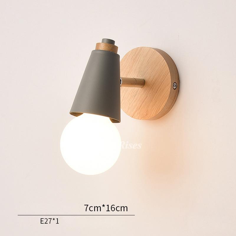 Unique Wall Sconces Metal/Wood/Brass Decorative Twig Small ... on Wood And Metal Wall Sconces id=69158