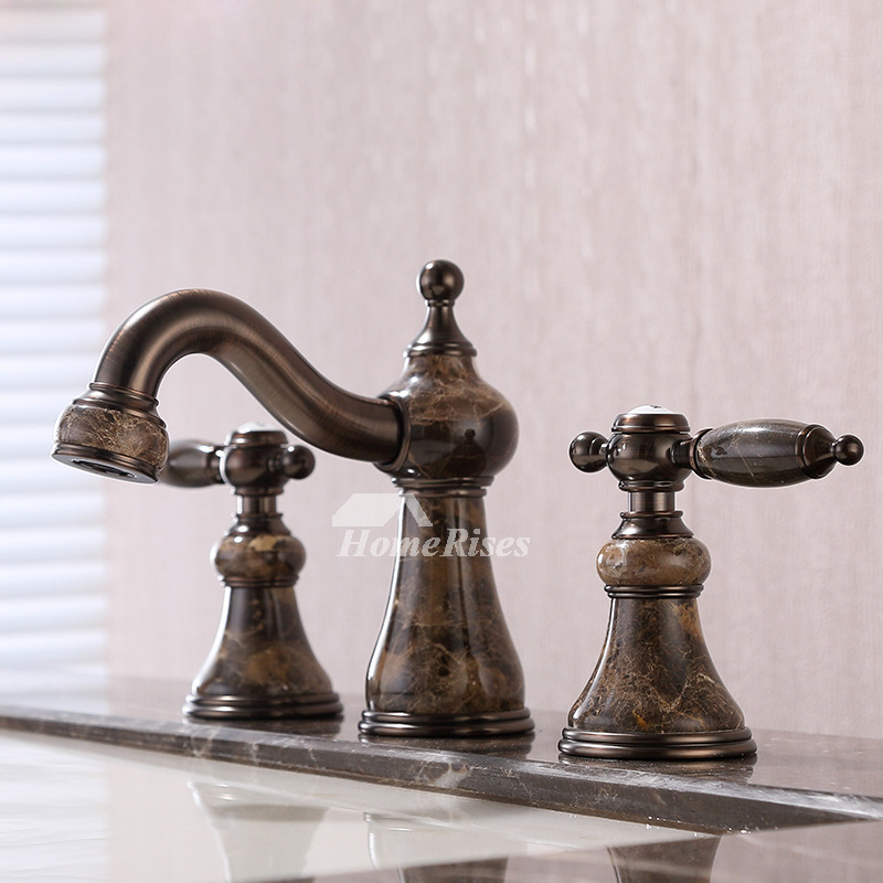 bronze widespread faucets quot vanity dp sink faucet bathroom rubbed roman lavatory oil