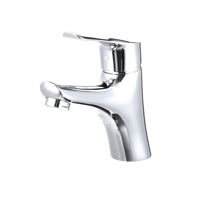 Chrome Single Hole Bathroom Faucet One Br Modern Best