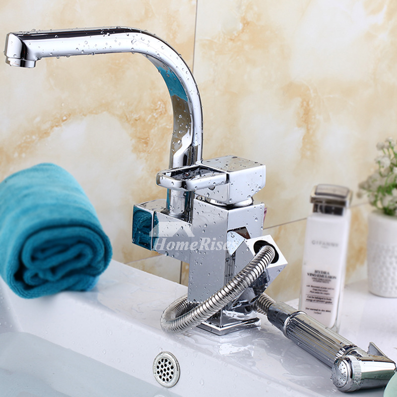 kitchen faucets cheap cheap kitchen faucets pull out spray silver chrome centerset best 5248