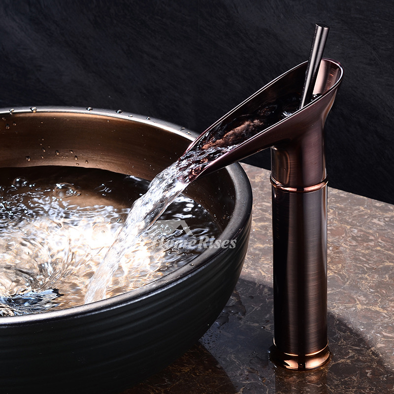 Best Bathroom Faucets Rose Gold Oil Rubbed Bronze