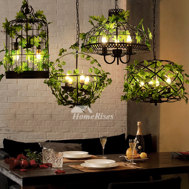 Wall Hanging Lights: Art Deco Pendant Lights/Wall Light Birdcage Hanging