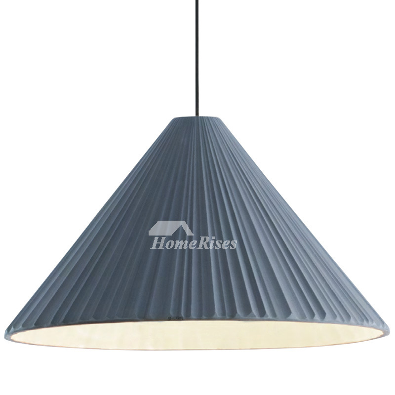 Nordic Modern Pendant Light Fixtures Blue/Pink/White