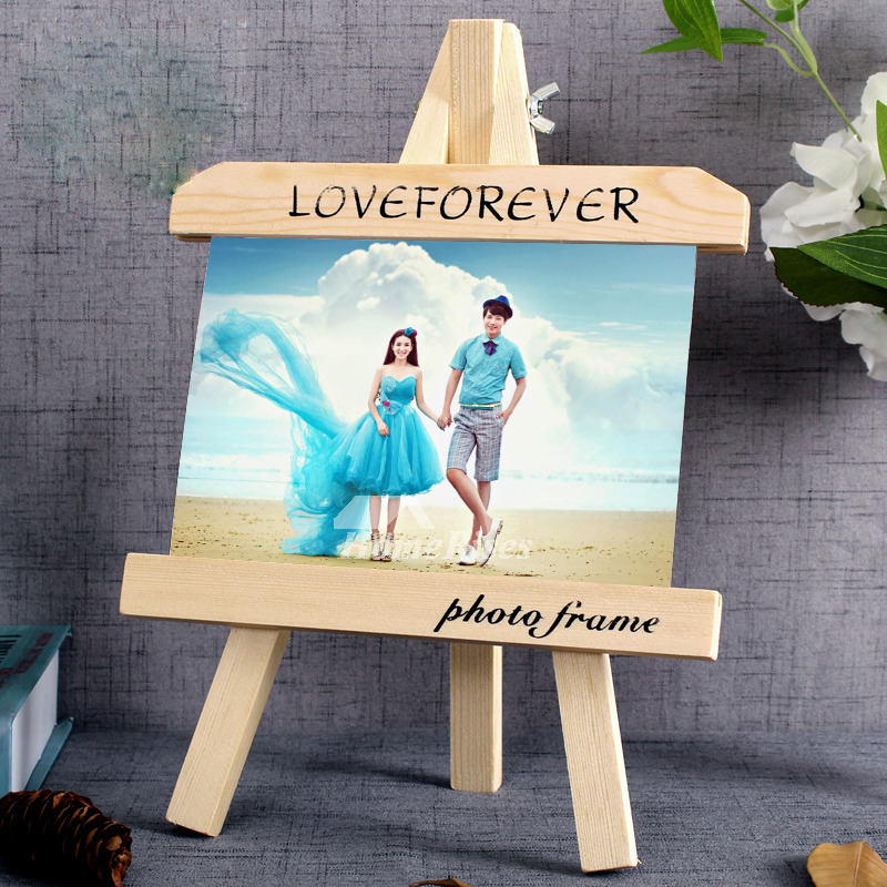 Wooden Picture Frames Family 8X10 Personalized Friends Unique