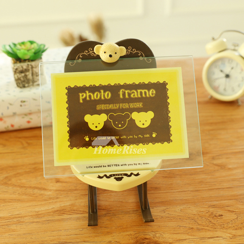 Diy Picture Frame Kids Plastic 5X3 5/4X6 Cheap Personalized Friends