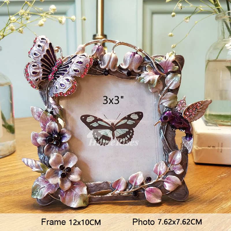 Picture Frames For Sale Oval/Rectangule Cheap 4X6/5X7/3 5X5 Metal