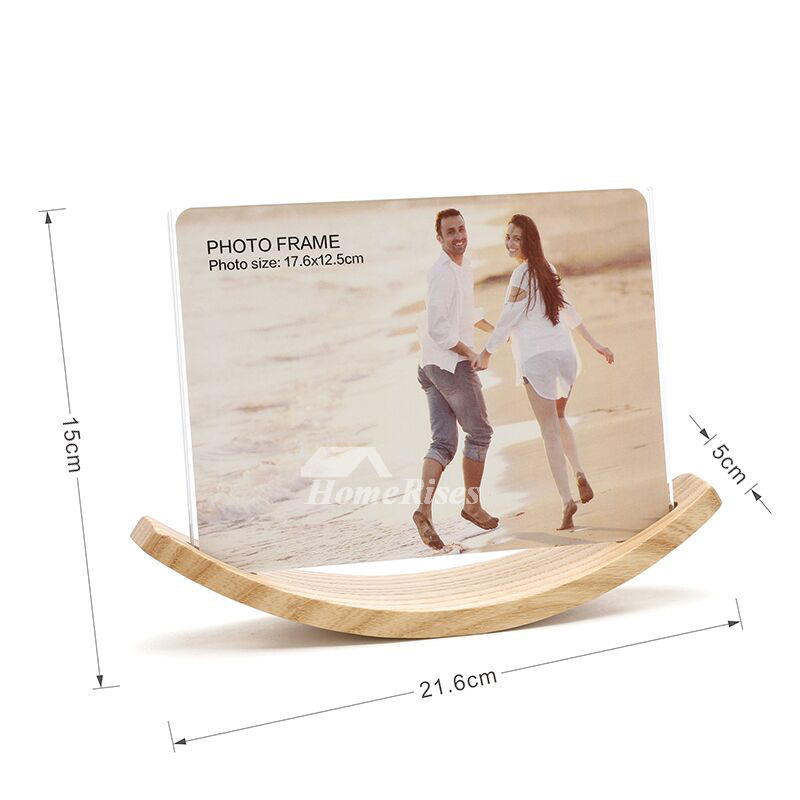 Friends Picture Frame 4x65x78x10 Wood Acrylic Decorative For Sale