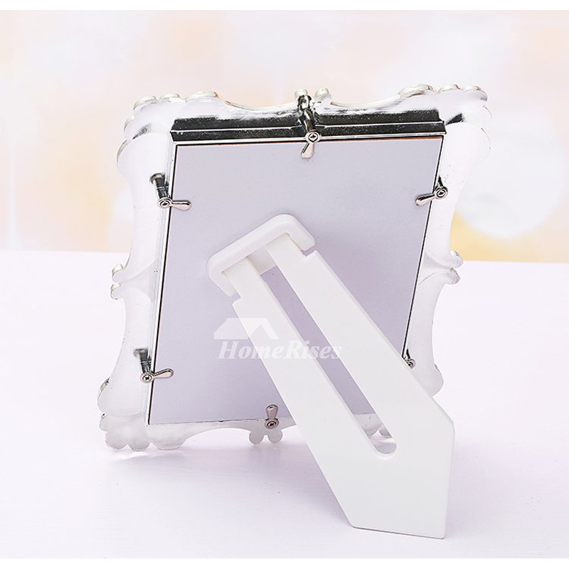 Cheap Picture Frames 4X6/5X7//8X6/8X10 Resin Decorative White