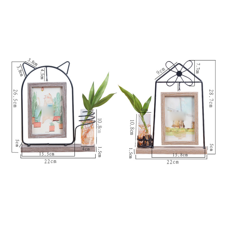Wooden Picture Frames Cheap Metal Hanging 4x6 Rectangule