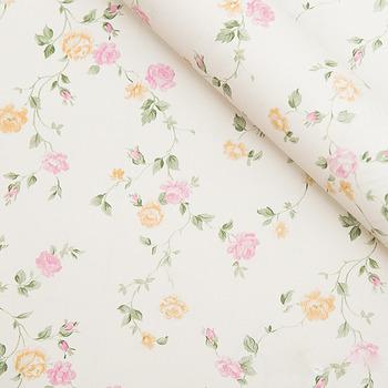 Flower Wallpaper Damask