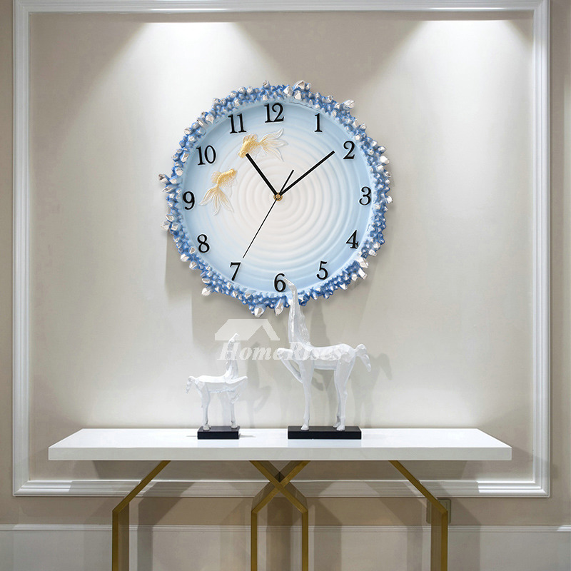 https://www.homerises.com/images/im/201806/HOIS63148/Unique-Wall-Clocks-Round-Resin-14-Inch-Art-Deco-GoldBlueGreen-HOIS63148-2.jpg