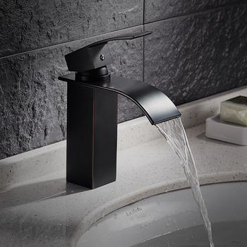 Bathroom Faucet Black