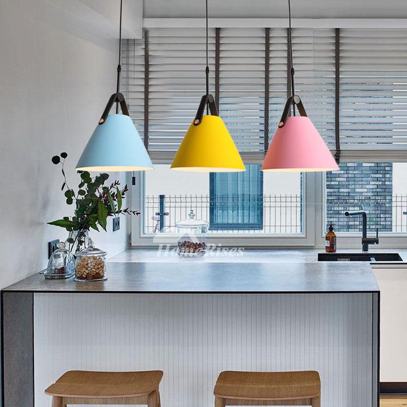 Modern Pendant Lighting Black/Gray/White For Kitchen ...