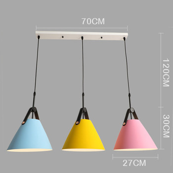 Buy pendant lights online homerises hanging pendant lights colorful fixture 3 light iron dinning room aloadofball Choice Image