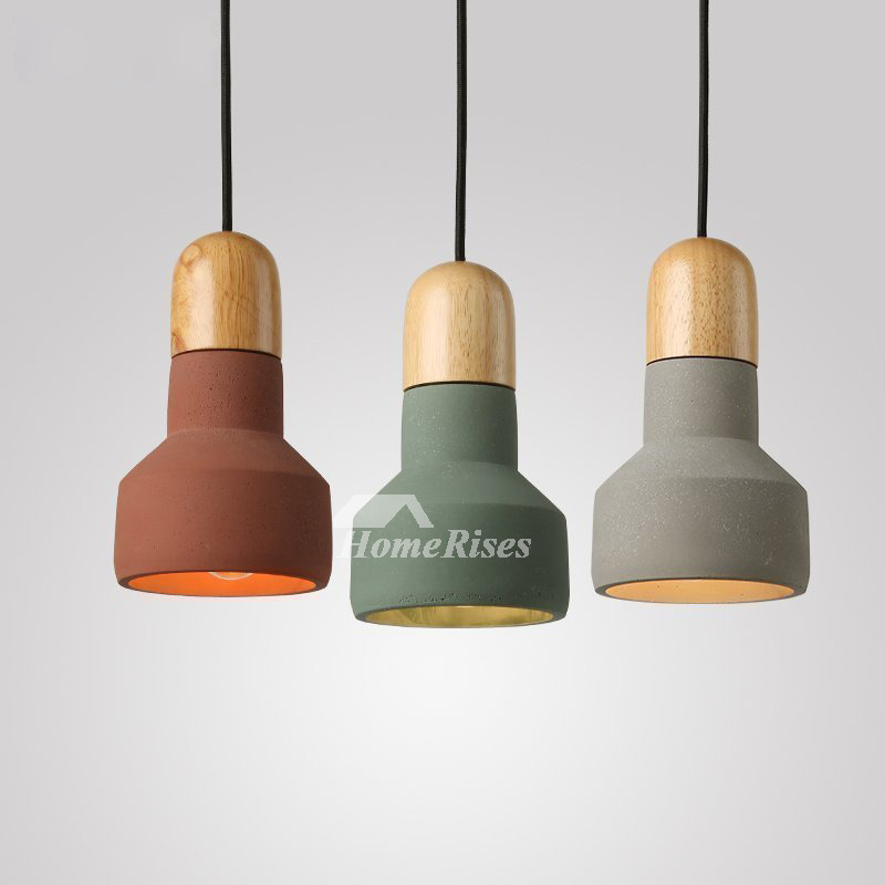Pendant Lights For Kitchen Green Gray Burgundy Fixture