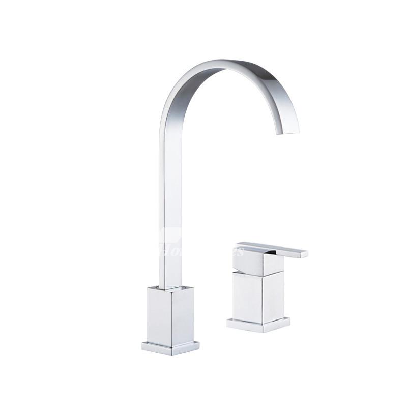 Widespread Bathroom Faucet Single
