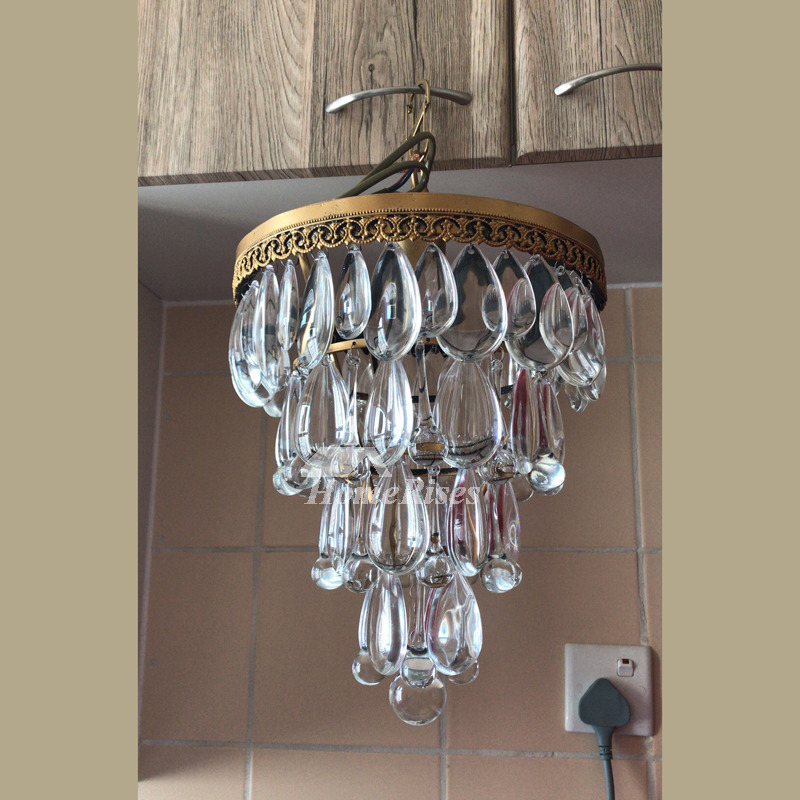 Crystal Wall Sconces Silver Gold Rustic Lighting Bedroom Vintage