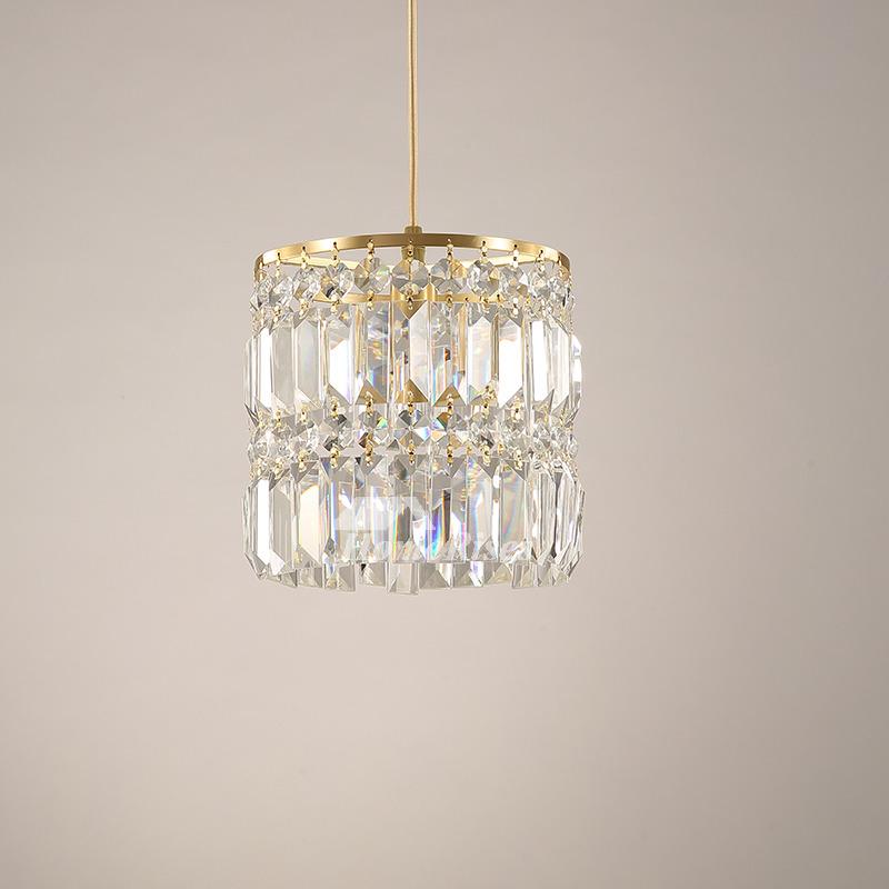 Brass Pendant Light Bedroom