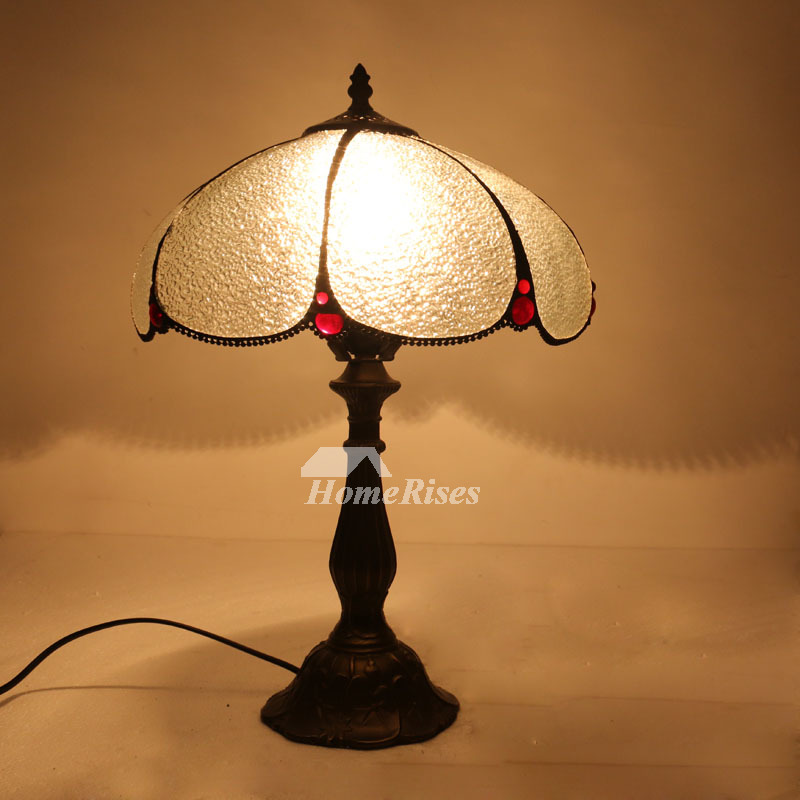 Tiffany Lamps For Sale Stained Glass Wrought Iron Fixture